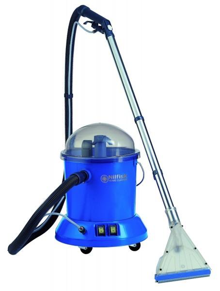 Nilfisk Home Cleaner, Staubsauger, blau