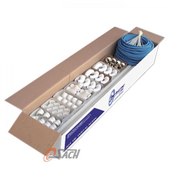 SACH Einbau-Kit für 3 Saugdosen