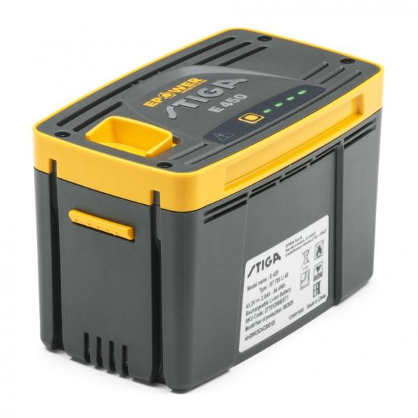 STIGA E 450 Akku 48 V 5 Ah für alle Geräte der Series 500, 700 und 900